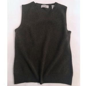 Cashmere Sleeveless Cami
